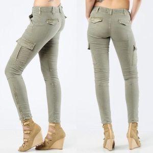 "J Brand ""Houlihan"" Cargo Jeans"
